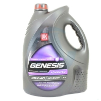Лукойл GENESIS ADVANCED 10W40 5л