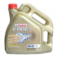 Castrol Formula EDGE  0w40 4л син