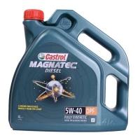 Castrol Magnatec Diesel B4 (DPF) SAE  5W40  син 4л