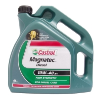 Castrol Magnatec Diesel B4 SAE 10W40 п/с 4л