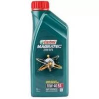 Castrol Magnatec Diesel B4 SAE 10W40 п/с 1л
