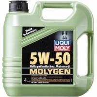 LM  5w50 Molygen  3922 4л син.
