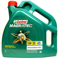 Castrol Magnatec SAE 5W30 cин 4л A5 форд