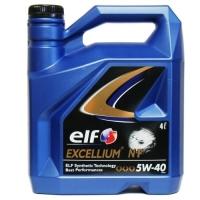 ELF EXCELLIUM NF  5W40 4л
