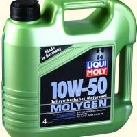 LM 10w50 Molygen  3923 4л п/с