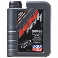 LM д/мото-квадроц. 10W-60 4Т Racing Synth SL, MA2 1525 1л син