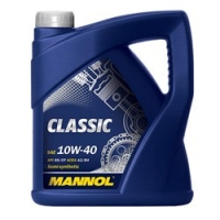 MANNOL CLASSIC 10w40 4л п/с