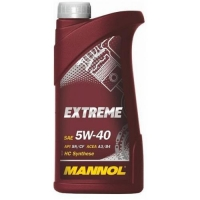 MANNOL EXTREME 5w40 1л синт.