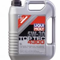 LM 5w30 Top Tec 4300 3741/8031 5л синт.