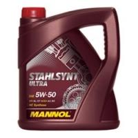 MANNOL STAHLSYNT ULTRA  5W50 4л синт.