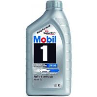 Mobil  1  5W50 Peak Life  1л (бенз./дизель, син.)