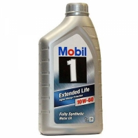 Mobil  1 10W60 Extended Life 1л (син)