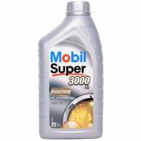 Mobil  5W40 Super 3000  1л (бенз./дизель, синт.)