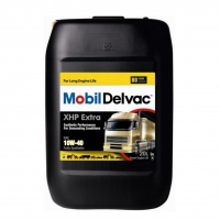Mobil Delvac 10W40 XHP Extra  20л п/с для дизелей