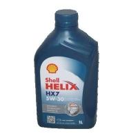 Shell Helix  5w30 HX7 1л п/с