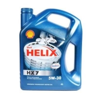 Shell Helix  5w30 HX7 4л п/с