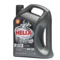 Shell Helix  5w30 Ultra Extra ECT син  4л - СЕРАЯ