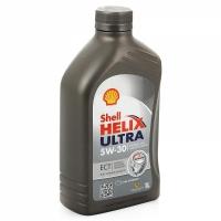 Shell Helix  5w30 Ultra E син  1л - СЕРАЯ
