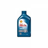 Shell Helix 10w40 HX7 п/с  1л - СИНЯЯ