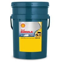 Shell Rimula 10W40 R5E диз п/с  20л