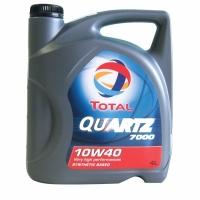 TOTAL QUARTZ  7000 10W40 4л (син.)