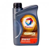 TOTAL QUARTZ  9000  5W40 1л  (син.)