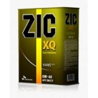 ZIC XQ 0W40 API  SL 4л син