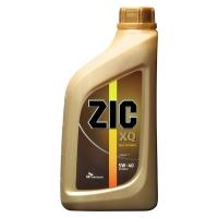 ZIC XQ 5W40 API  SL 1л син (аналог ZIC 5/40 X9 SN)