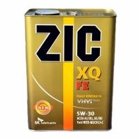 ZIC XQ FE 5W30 API  SL 4л син