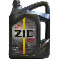 ZIC А+  5W30  SL 4л синт  X7
