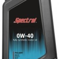 Спектрол Поларм 0w40 SJCF синт. 1л