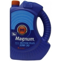 ТНК Magnum Motor Plus  10W30  мин 4л SG
