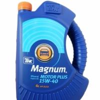 ТНК Magnum Motor Plus  15W40  мин 4л SG