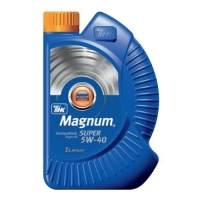 ТНК Magnum Super  5W40 1л п/с SL