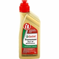 Castrol Transmax Dex III Multivehicle 1л п/с