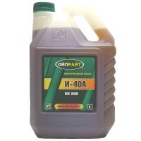 И-40 масло веретенное OIL RIGHT 5л