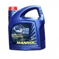 MANNOL FWD SAE 75W85 GL-4+ перед.прив.п/син 4л