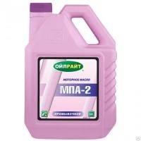 Масло промывочное OIL RIGHT МПА-2-0 3,5л