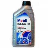 Mobilube 80W90 HD GL5  1л мин.
