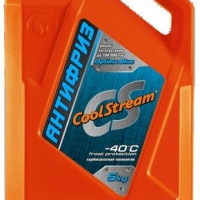 Антифриз Cool Stream Optima Blue 5 л