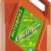 Антифриз Cool Stream Optima Green 5 л