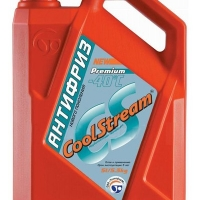 Антифриз Cool Stream Premium 40 оранжевый 5 л