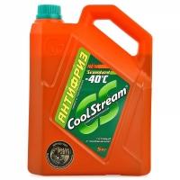 Антифриз Cool Stream Standart 40 зеленый 5 л