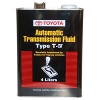 TOYOTA  ATF TYPE T4 для АКПП 4л черная банка08886-81015 Япония