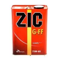 ZIC  GL-4 F-F 75W85  (д/переднепривод.) 4л синт