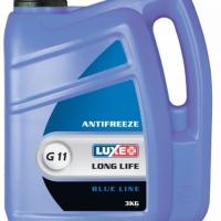 Антифриз LUXE синий G11 3кг