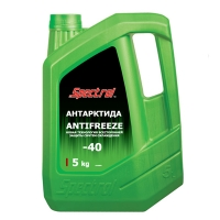 Антифриз Спектрол -40 Long Life зелёный 5 кг