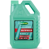Антифриз Oil Right зеленый 5кг
