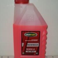 Антифриз Oil Right красный 1кг