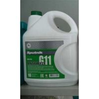 Антифриз SPUTNIK -ГОСТ G11 зеленый 10кг